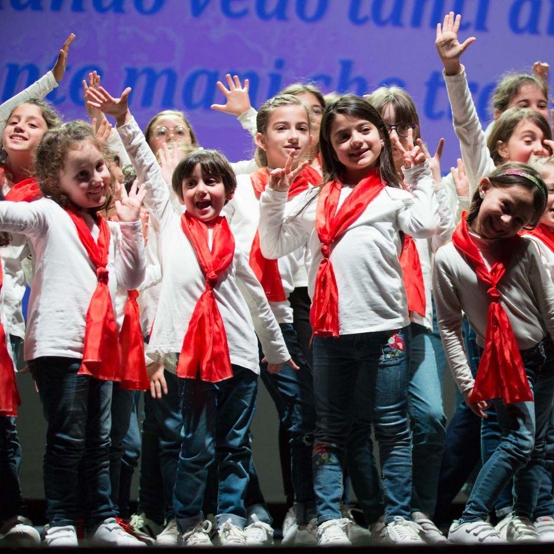 Ateliers musicali 5-8 anni - Forme Sonore