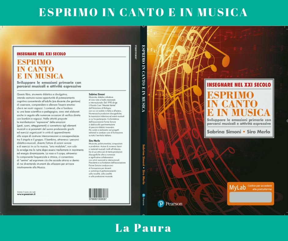 ESPRIMO IN CANTO E IN MUSICA - La Paura