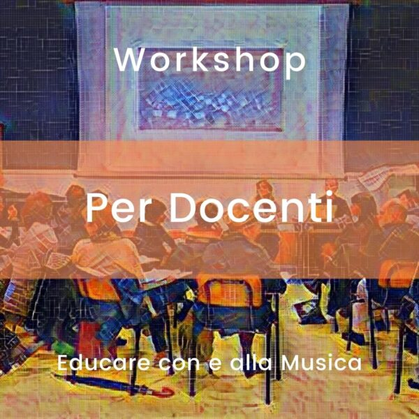 Workshop - Forme Sonore